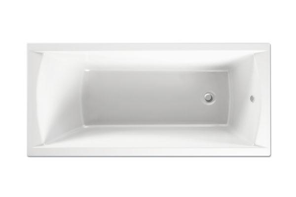 Ванна прямоугольная+экран+ножки СТАНДАРТ 1500х700 Метакам