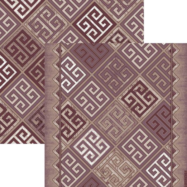 Ковролин Принт 1698/а6/93 Витебские Ковры