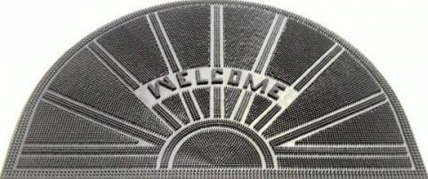 Резиновый коврик 40х60 см. DRP 273 (Welcome HR mat) CleanWill
