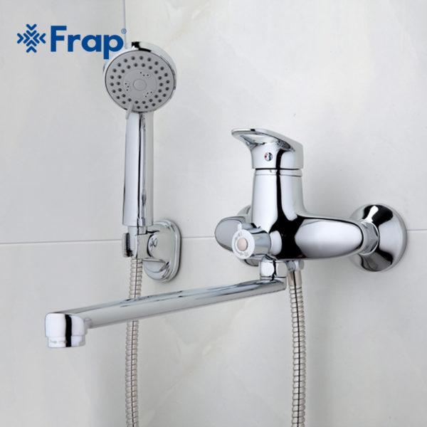 Смеситель для ванны F2204 Frap
