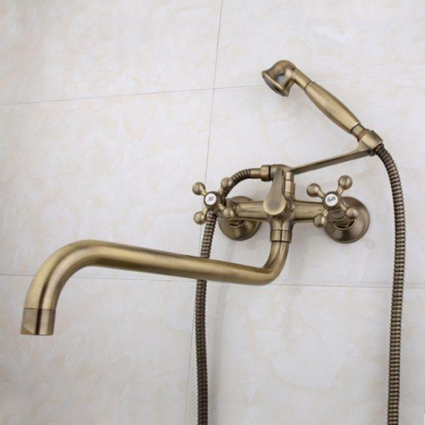Смеситель для ванны F2619-4 Frap