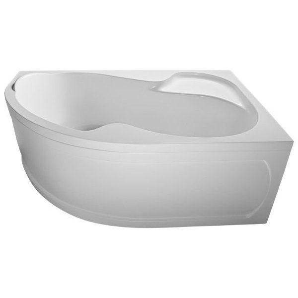 Ванна угловая асимметричная AURA 1500х1050 правая торговая марка Marka one