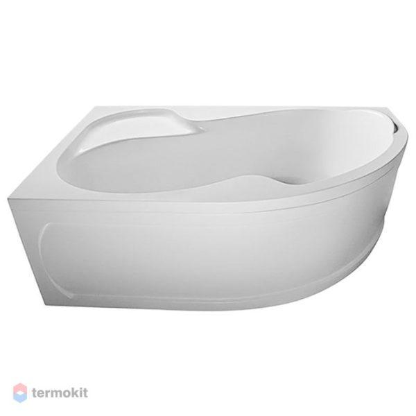 Ванна угловая асимметричная AURA 1500х1050 левая торговая марка Marka one