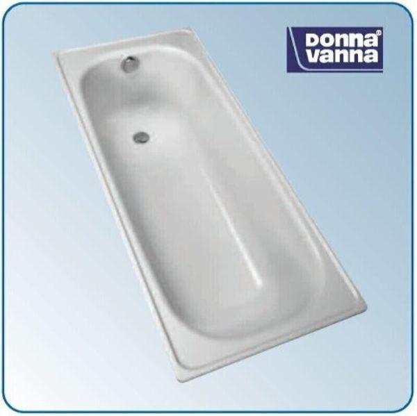 Ванна стальная DONNA 1700х700 ВИЗ+ножки