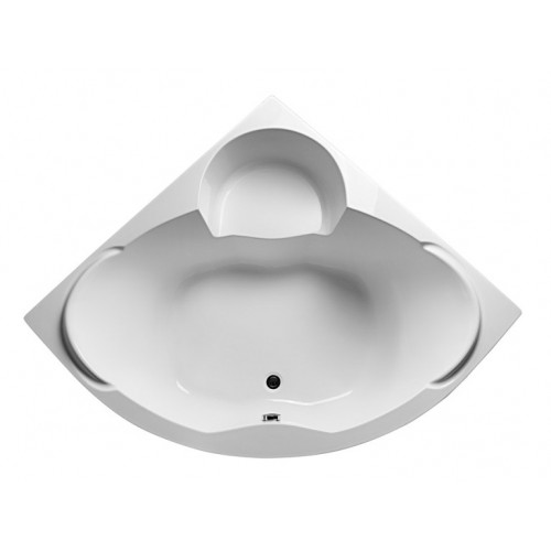 Ванна угловая равносторонняя TRAPANI 1400х1400 торговая марка Marka one