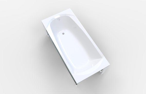 Ванна прямоугольная ELEGANCE 1500х700 1Marka