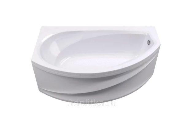Панель для ванной DAMELIA 1700х1000 левая