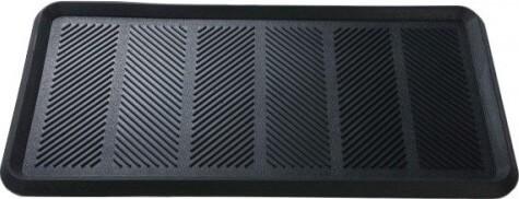 Резиновый коврик поддон для обуви 40х80 см. DRS 623 CleanWill