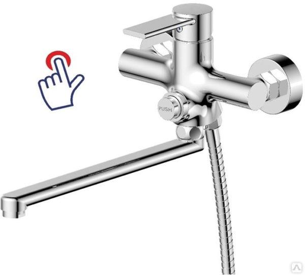 Смеситель для ванны SL130-006E Ростовская мануфактура