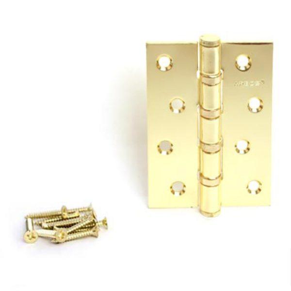 Петля универсальная золото В4 Steel 100х2,5 G APECS
