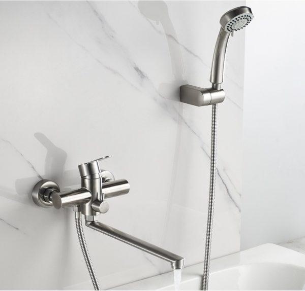 Смеситель для ванны SUS J833-006E  SUS