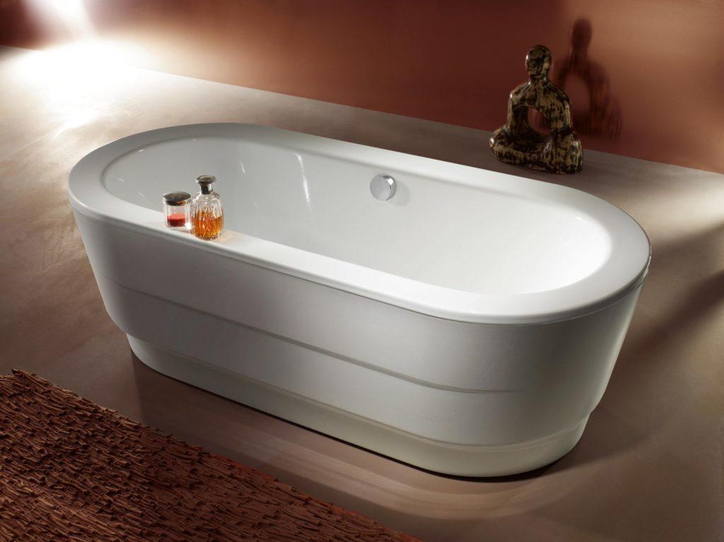 Особенности стальных ванн