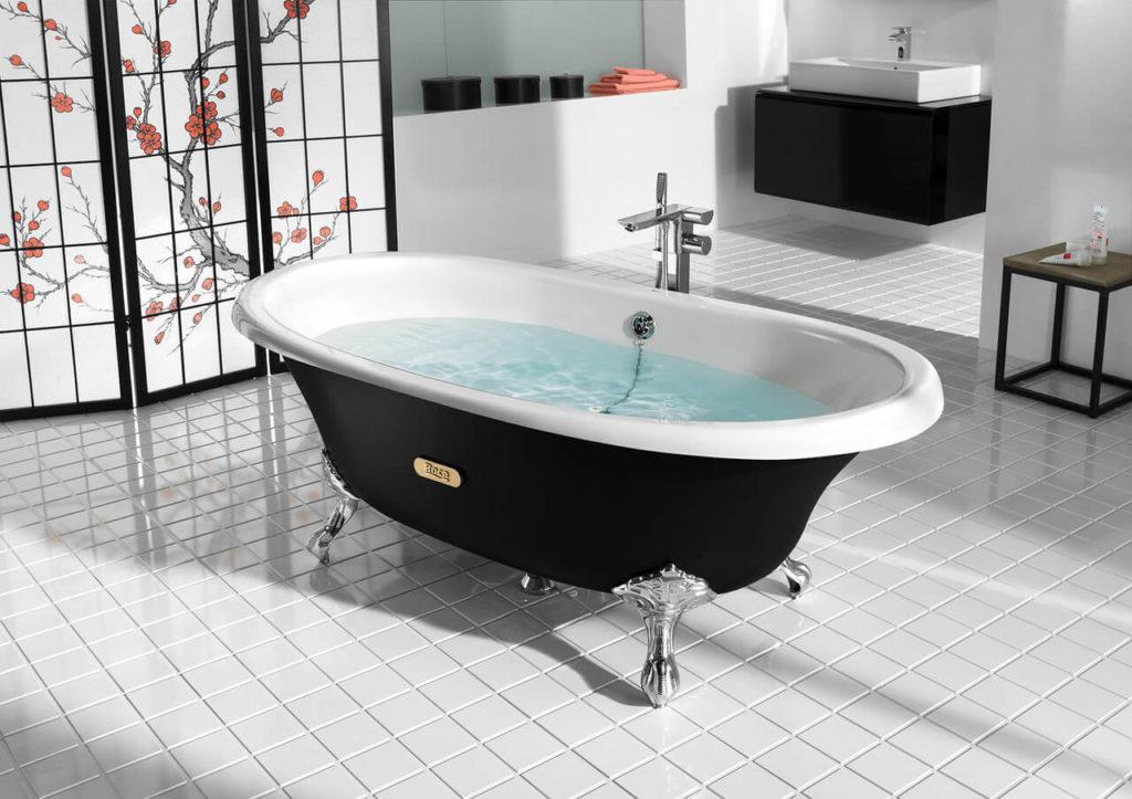 Какую ванну выбрать чугунную или акриловую?