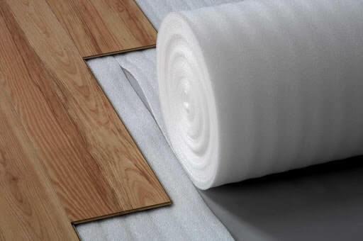 Как выбрать подложку для напольного покрытия