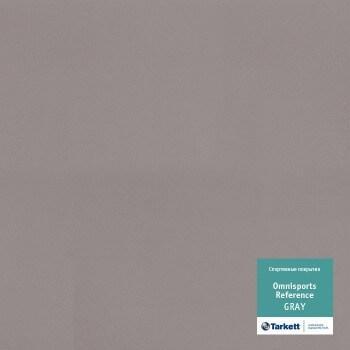 Линолеум Tarkett Omnisports R65 Grey рулон 2x20,5м (41м2)