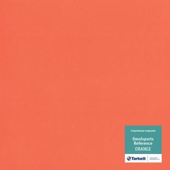 Линолеум Tarkett Omnisports R65 Orange рулон 2x20,5м (41м2)