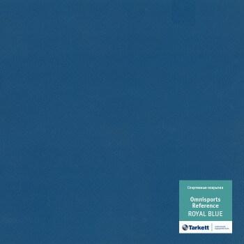 Линолеум Tarkett Omnisports R65 Royal Blue рулон 2x20,5м (41м2)