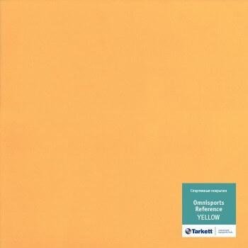 Линолеум Tarkett Omnisports R65 Yellow рулон 2x20,5м (41м2)