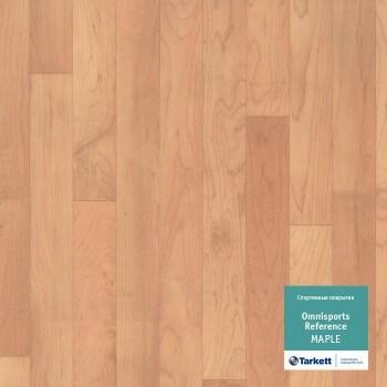 Линолеум Tarkett Omnisports R65 Maple рулон 2x20,5м (41м2)
