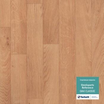 Линолеум Tarkett Omnisports R65 Oak Classic рулон 2x20,5м (41м2)