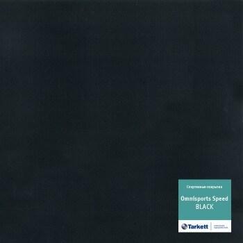 Линолеум Tarkett Omnisports R35 Black рулон 2x20,5м (41м2)