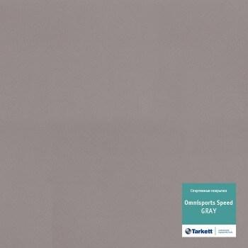 Линолеум Tarkett Omnisports R35 Grey рулон 2x20,5м (41м2)