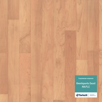 Линолеум Tarkett Omnisports R83 Maple рулон 2x20,5м (41м2)
