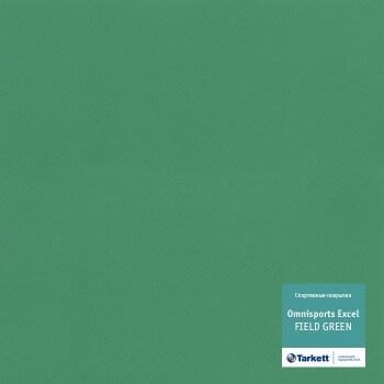 Линолеум Tarkett Omnisports R83 Field Green рулон 2x20,5м (41м2)
